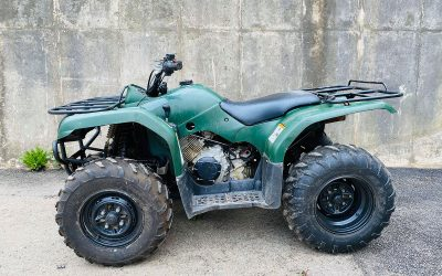 Yamaha YFM 350 Quad